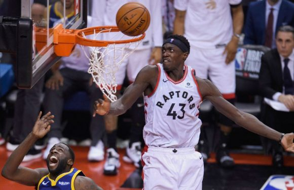 Siakam agrees to $130M extension with Raptors