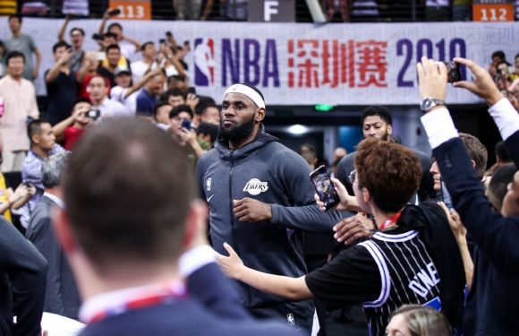 LeBron: Won't talk NBA-China dispute again