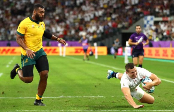 Rugby World Cup 2019: The 180 seconds that decided England's win over Australia