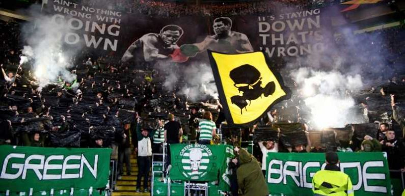 Celtic urge fans to stop using pyrotechnics after latest UEFA charge