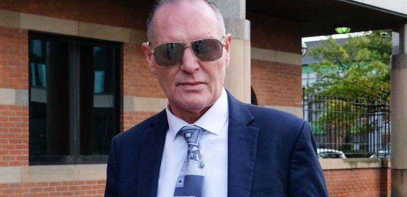 Paul Gascoigne: Jury continue deliberations on Thursday in sexual assault trial