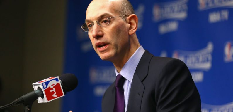 Members Of Congress Ask Adam Silver To Suspend NBA Activities In China