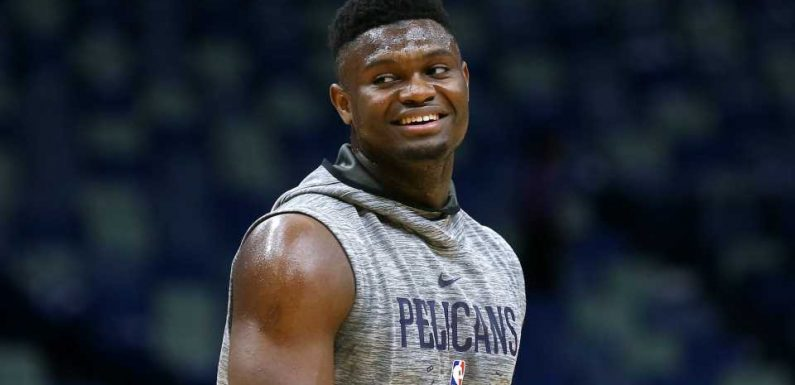 Zion Williamson wows with 26 points in Pelicans home debut