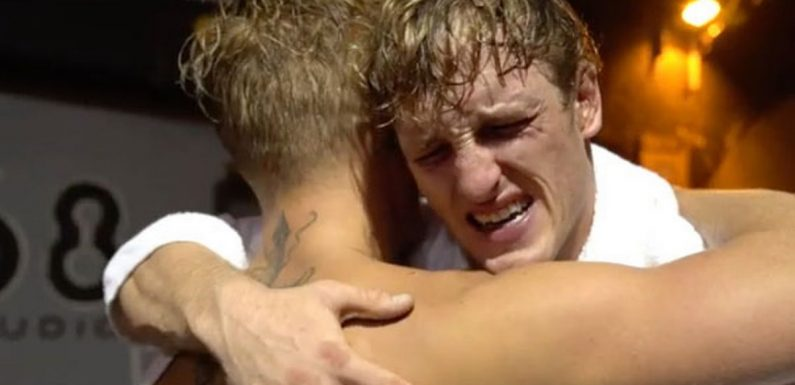 Logan Paul's brutal fight that left him in tears for bout with YouTube star KSI