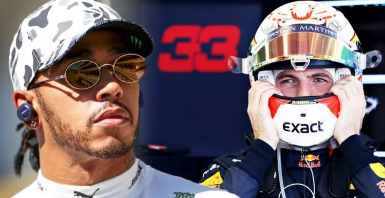 Lewis Hamilton tips Max Verstappen to win F1 title as Mercedes and Red Bull stars end feud