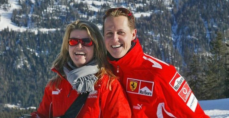 Michael Schumacher's wife Corinna opens up on gift which helps cope with skiing tragedy