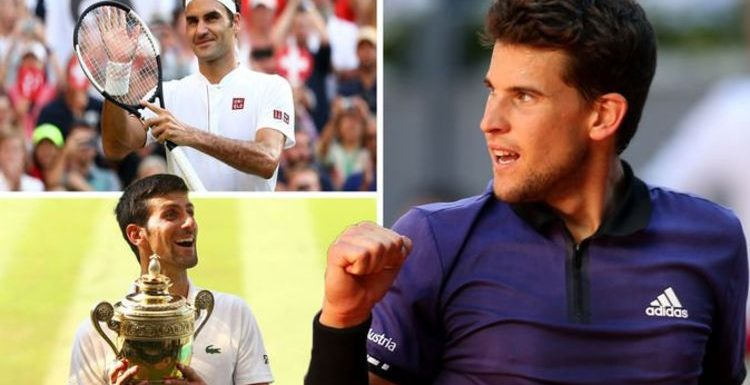 Dominic Thiem backed to win Grand Slam because of Roger Federer and Novak Djokovic wins