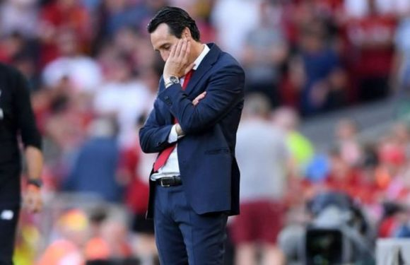 Arsenal boss Unai Emery given one month to save his job as pressure builds from the board