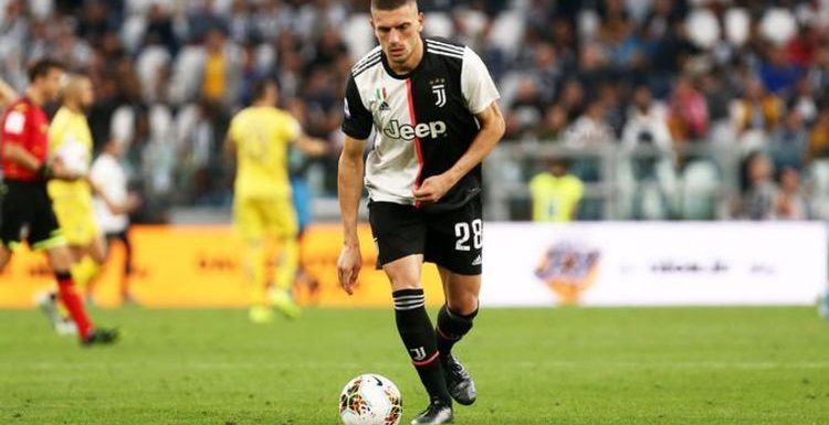 Man Utd and Arsenal transfer target Merih Demiral told he can leave Juventus in January