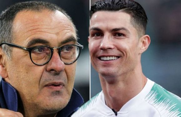 Cristiano Ronaldo explains injury truth behind Juventus spat amid Maurizio Sarri feud talk