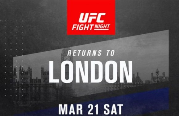 UFC London tickets: When do they go on sale and how can I buy them?