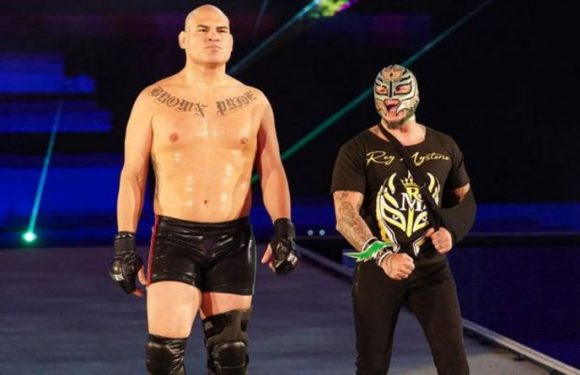 Rey Mysterio compared to Cain Velasquez ahead of Brock Lesnar clash at WWE Survivor Series