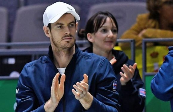 Andy Murray opens up on impact Roger Federer, Rafael Nadal and Novak Djokovic had on body