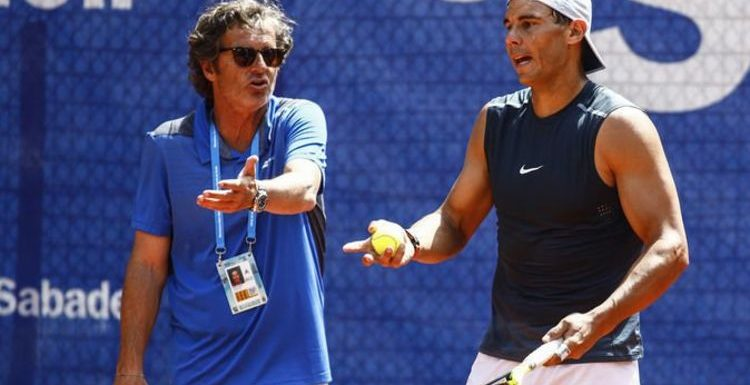 Rafael Nadal coach refuses to make Roger Federer comparison in GOAT debate