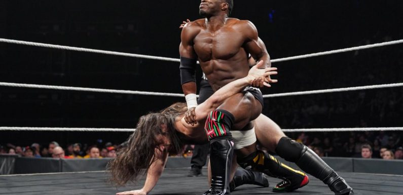 Jordan Myles deletes Twitter after he quits WWE due to 'racist shirt'