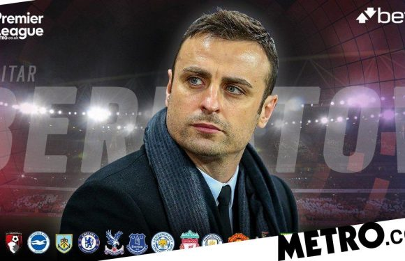 Dimitar Berbatov's weekend predictions including Arsenal, Man Utd, & Chelsea