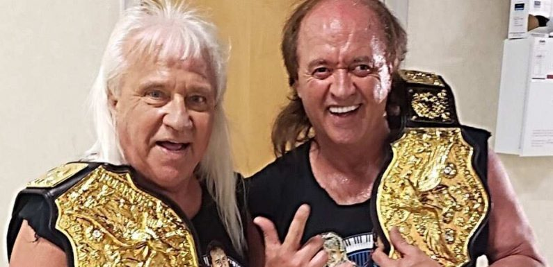 How old is Ricky Morton? Watch the Rock N Roll Express in action at AEW Full Gear [VIDEO]