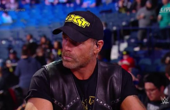 Shawn Michaels reveals WWE NXT team for Survivor Series three-way