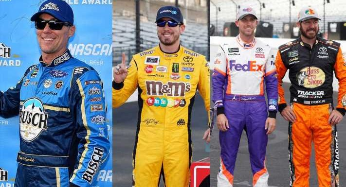 Drivers set to battle for 2019 NASCAR Cup Series championship at Homestead