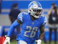 Diggs on 'Hawks trade: Lions wanted to 'control voices'