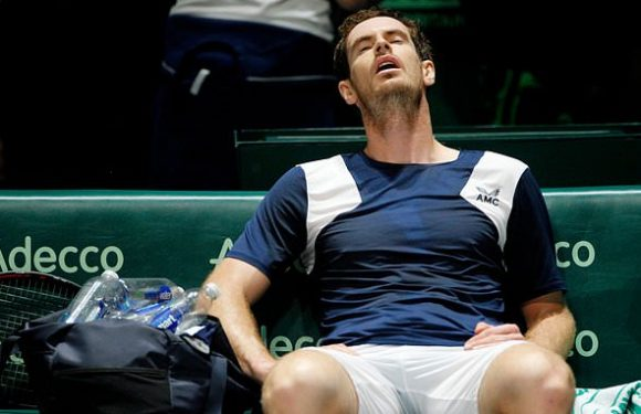 Andy Murray left out of Britain's Davis Cup side to take on Kazakhstan