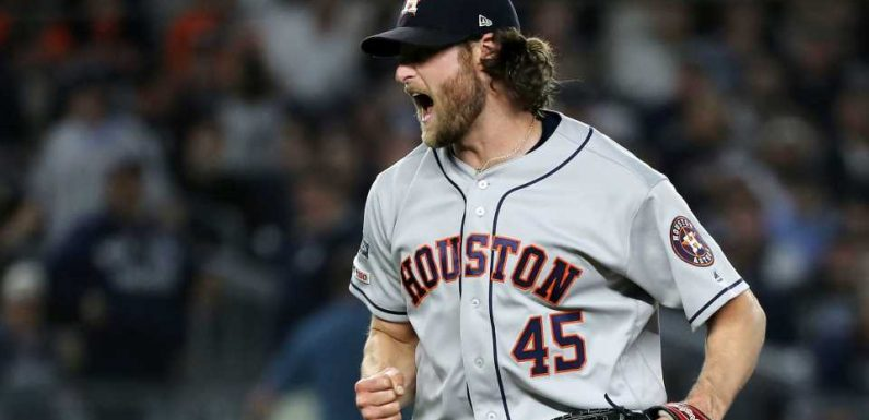 Astros owner doesn't rule out 'making a run' at re-signing Gerrit Cole