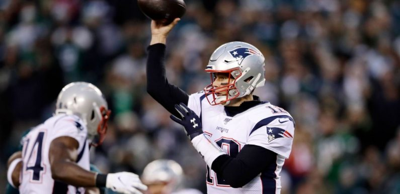 Week 11 NFL playoff picture: Patriots, Ravens running away with AFC