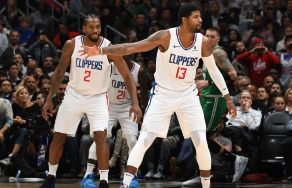 The encouraging signs behind Kawhi and Paul George's imperfect debut