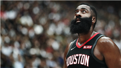 Did James Harden forget Kevin Durant left the Warriors?