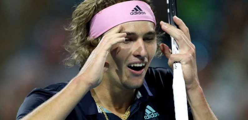 Alexander Zverev can go deep at the ATP Finals in London, according to Nicolas Kiefer