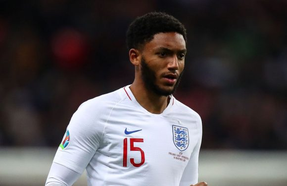 Raheem Sterling: Joe Gomez should not have been booed in England win over Montenegro
