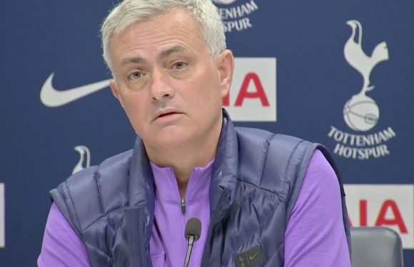 New club, new pillows… new Jose Mourinho? His first Tottenham news conference assessed