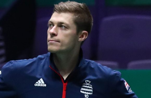 Davis Cup finals: Neal Skupski still on cloud nine after Great Britain's successful run in Madrid