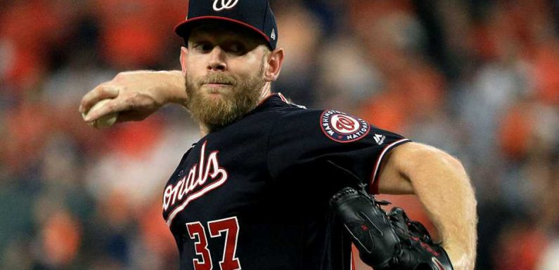 MLB free-agent rumors: Nationals looking to move quickly with Stephen Strasburg, Anthony Rendon