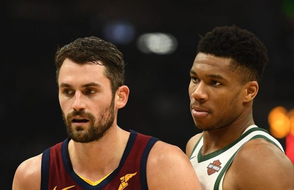 Dallas Mavericks could risk Giannis Antetokounmpo hopes with Kevin Love trade