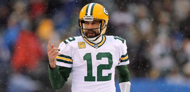 Aaron Rodgers told he's better than Russell Wilson and Tom Brady