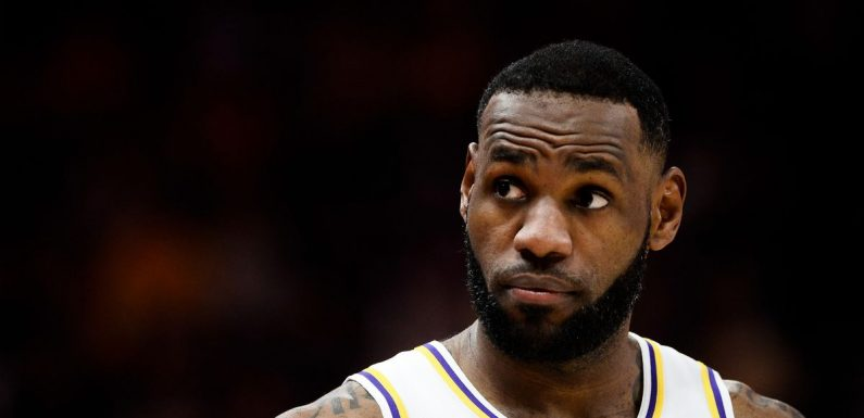 Lakers slammed for LeBron James load management after triple-double at Magic