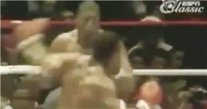 Mike Tyson fans convinced boxer using 'cheat codes' as knockout video resurfaces