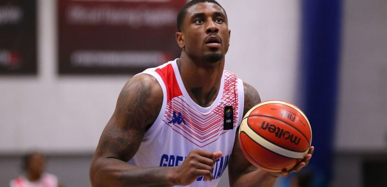 Love Island star Ovie Soko fires warning to basketball rivals