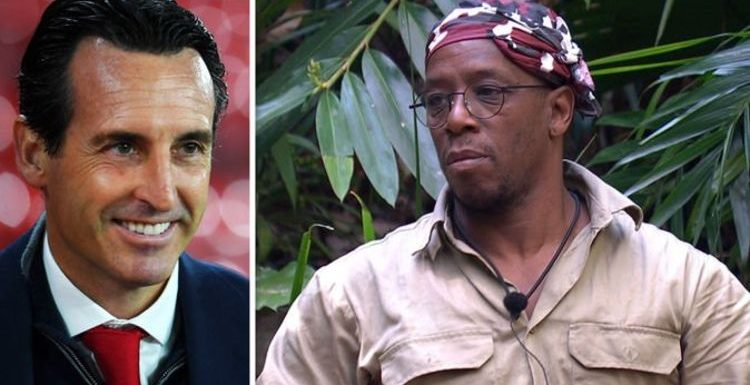 Ian Wright gets his Arsenal wish during I'm a Celebrity…Get Me Out of Here!
