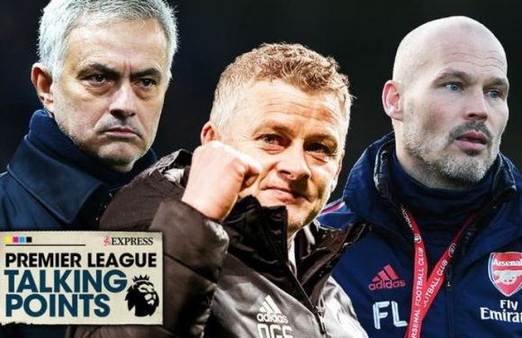 Win at City could set Man Utd back, Mourinho working wonders, Arsenal's big problem