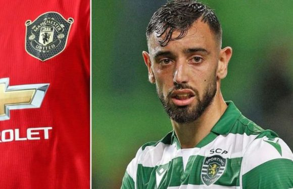 Man Utd have strong interest in Bruno Fernandes ahead of January transfer window