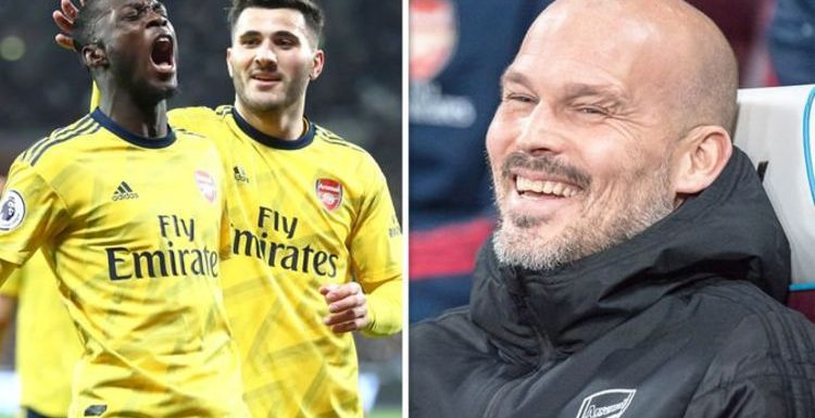 Freddie Ljungberg hails Arsenal players who have been 'living under enormous pressure'