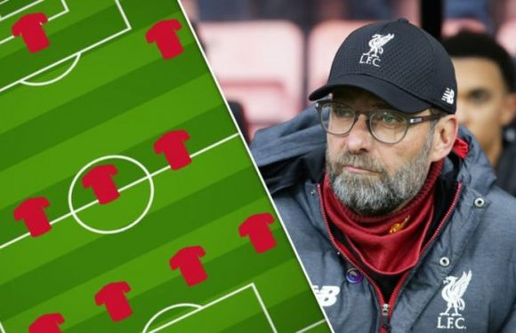 Liverpool team news: Predicted 4-3-3 line-up vs RB Salzburg – Two return from injury