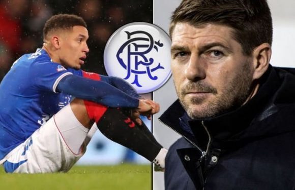 Steven Gerrard makes statement on future as Rangers boss days after cup loss to Celtic