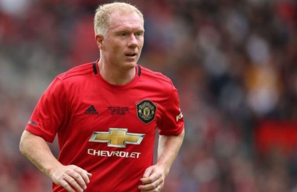 Man Utd hero Paul Scholes opens up on 'weird' superstition in pre-match meal explanation