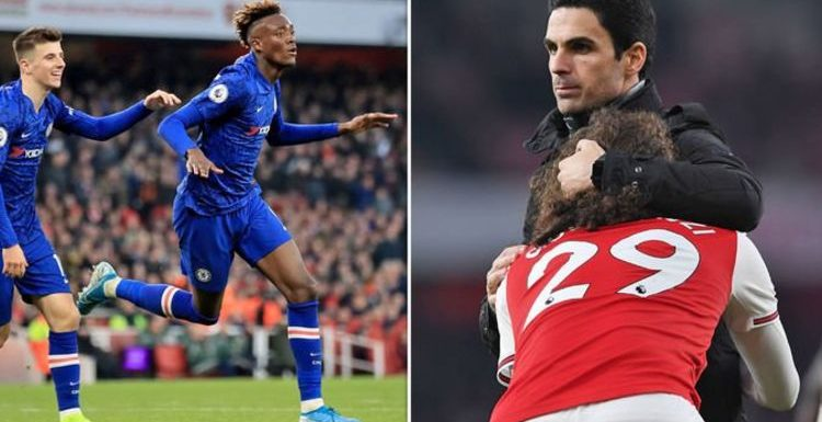 Mikel Arteta will be 'devastated' with 'same old Arsenal' after Chelsea defeat – Sutton