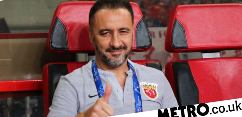 Arsenal make offer to Vitor Pereira to become new manager
