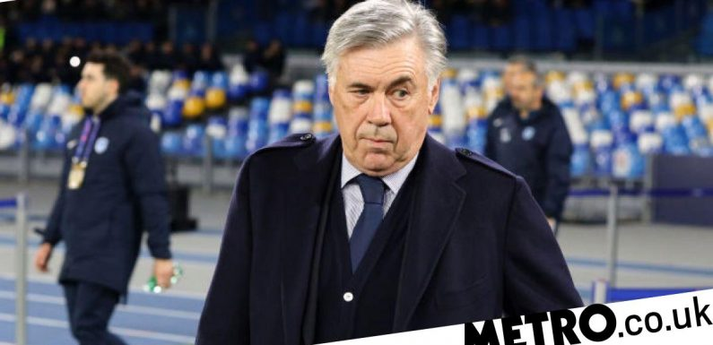 Arsenal not interested in appointing Carlo Ancelotti as head coach