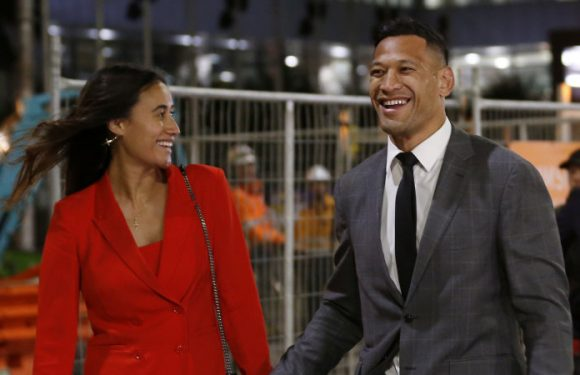 South Africa's Bulls turn down approach to sign Israel Folau